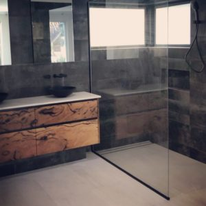 Bibra Lake Bathroom tiles